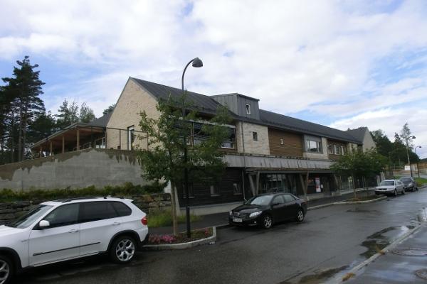 Torvmoen grendehus og barnehage